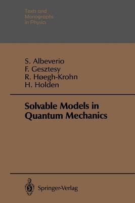 Solvable Models in Quantum Mechanics
