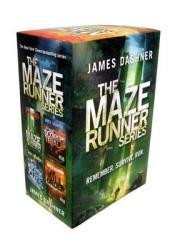 The Maze Runner Series  (The Maze Runner #0.5, #1-3)