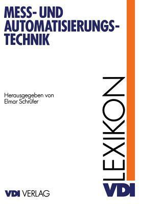 Lexikon Mess- Und Automatisierungstechnik
