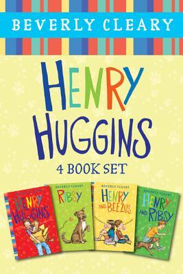 Henry Huggins 4-Book Collection: Henry Huggins, Ribsy, Henry and Beezus, Henry and Ribsy