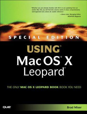 Special Edition Using Mac OS X Leopard