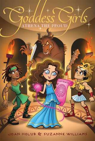 Athena the Proud (Goddess Girls, #13)