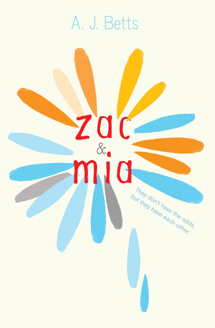 Image result for zac and mia goodreads