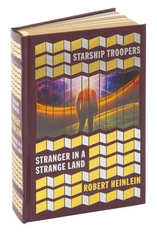 Starship Troopers and Stranger in a Strange Land