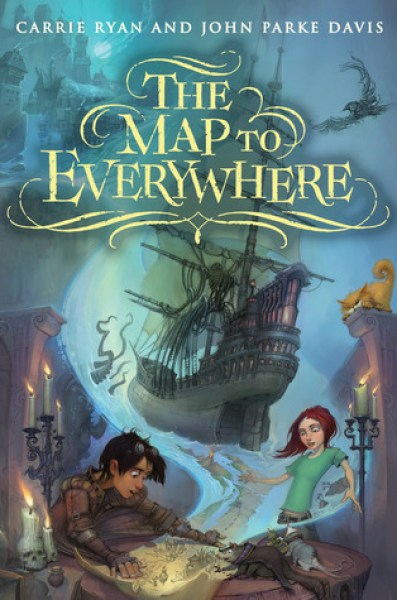 The Map to Everywhere (Map to Everywhere, #1)-