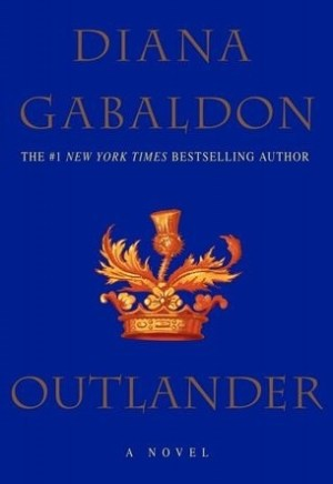 #Printcess review of Outlander by Diana Gabaldon