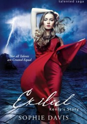 Exiled: Kenly's Story (Talented Saga, #5) Pdf Book