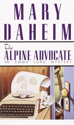 The Alpine Advocate (Emma Lord, #1)