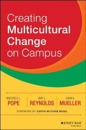 Reading books Creating Multicultural Change on Campus