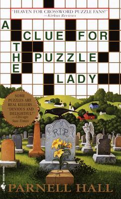 A Clue for the Puzzle Lady (Puzzle Lady, #1)