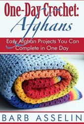 One-Day Crochet: Afghans: Easy Afghan Projects You Can Complete in One Day Book Pdf
