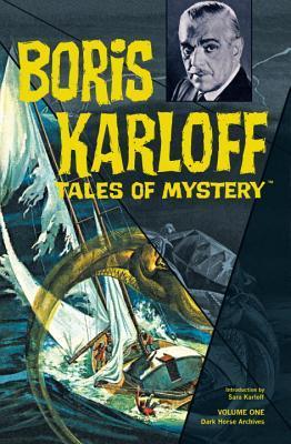 Boris Karloff Tales of Mystery Archives, Vol. 1