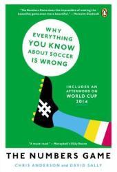The Numbers Game: Why Everything You Know About Soccer Is Wrong Pdf Book