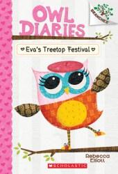 Eva's Treetop Festival (Owl Diaries, #1) Book Pdf