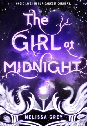 #Printcess review of The Girl at Midnight by Melissa Grey