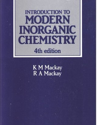 Introduction to Modern Inorganic Chemistry