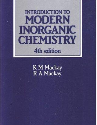 Introduction to Modern Inorganic Chemistry