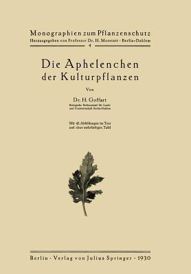 Die Aphelenchen Der Kulturpflanzen