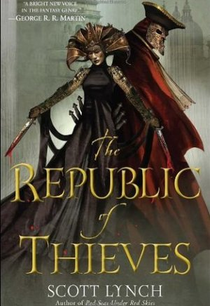 #Printcess review of The Republic of Thieves by Scott Lynch