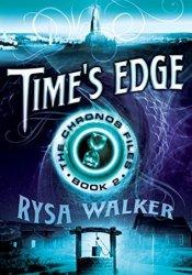 Time's Edge (The Chronos Files, #2) Pdf Book