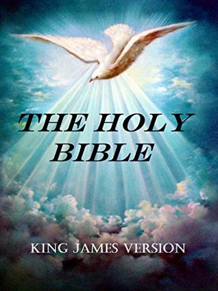 King James: The Holy Bible ( the bible, bible, bible study, jesus, religion, religious, heaven, king james, old testament, new testament, prayer books, christian, )