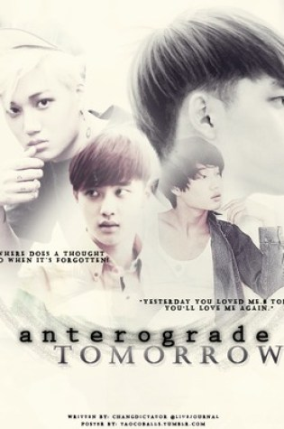 Anterograde Tomorrow Book Pdf ePub