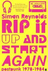 Rip it Up and Start Again Pdf Book