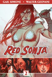 Red Sonja, Vol. 2: The Art of Blood and Fire Book Pdf