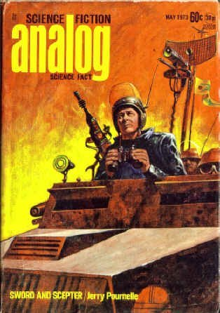 Analog Science Fiction and Fact, May 1973