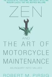Zen and the Art of Motorcycle Maintenance: An Inquiry Into Values Pdf Book