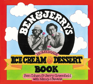 Ben  Jerry's Homemade Ice Cream  Dessert Book