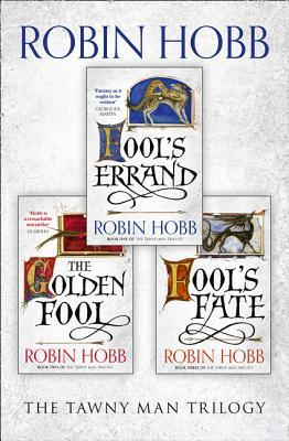 The Complete Tawny Man Trilogy: Fool's Errand, The Golden Fool, Fool's Fate