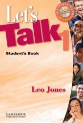 Let's Talk 1 Student's Book and Audio CD
