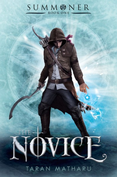The Novice (Summoner, #1)-Taran Matharu