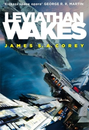 #Printcess review of Leviathan Wakes by James S.A. Corey