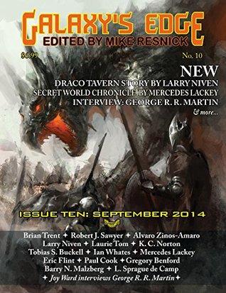 Galaxy's Edge Magazine Issue 10, September 2014