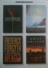 Reader's Digest Select Editions, Volume 270, 2003 #6: The Anniversary / Flirting With Pete / Avenger / Waterloo Station
