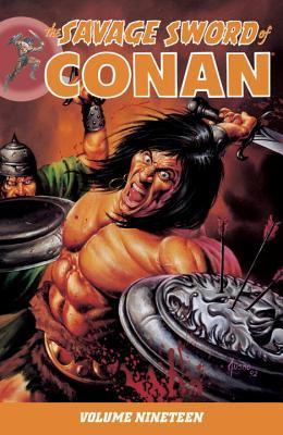 The Savage Sword of Conan, Volume 19