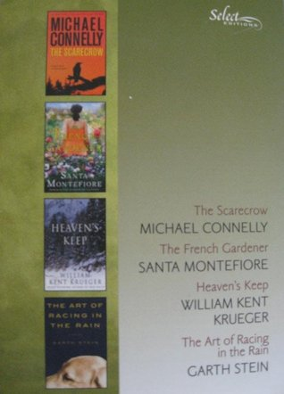 Reader's Digest Select Editions, Volume 308, 2010 #2: The Scarecrow / The French Gardener / Heaven's Keep / The Art of Racing in the Rain