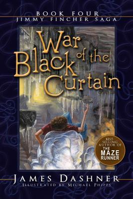 War of the Black Curtain (The Jimmy Fincher Saga #4)