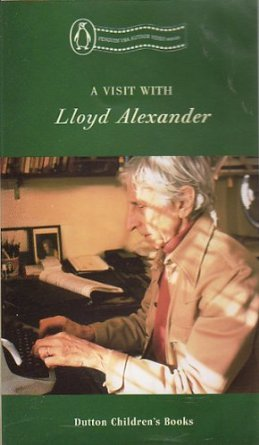 A Visit with Lloyd Alexander