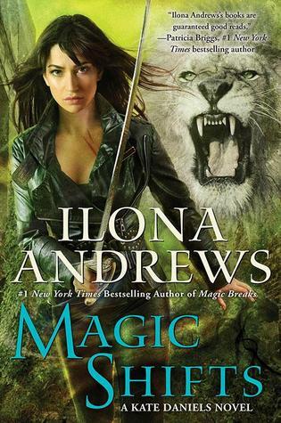 Magic Shifts (Kate Daniels, #8)