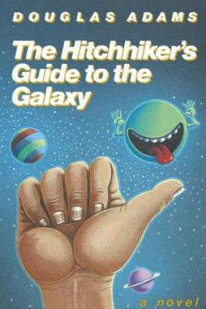 The Hitchhiker's Guide to the Galaxy (Hitchhiker's Guide to the Galaxy, #1) pdf books