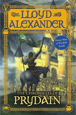 The Chronicles of Prydain Boxed Set (The Chronicles of Prydain, #1-5)