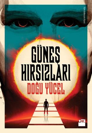 Güneş Hırsızları Kitap Kapağı