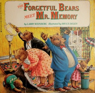 The Forgetful Bears Meet Mr. Memory