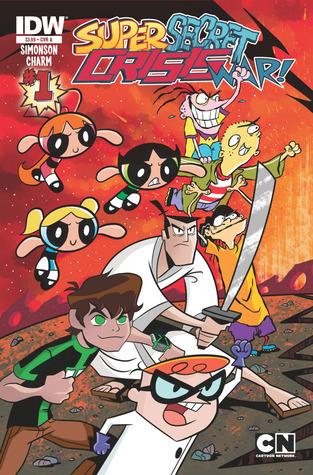 Cartoon Network: Super Secret Crisis War! #1