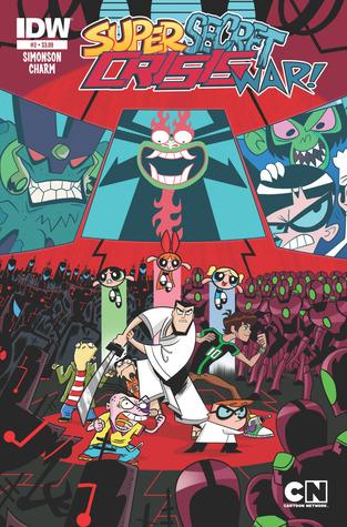 Cartoon Network: Super Secret Crisis War! #2
