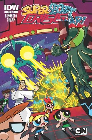 Cartoon Network: Super Secret Crisis War! #4