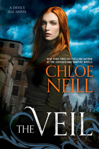 The Veil (Devil's Isle, #1)